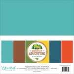 Summer Adventure Solids Kit - Echo Park