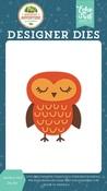 Outdoor Owl Die Set - Echo Park