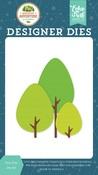 Tree Trio Die Set - Echo Park