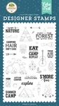 Escape to Nature Stamp Set - Echo Park
