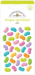 Jellies Shape Sprinkles - Doodlebug