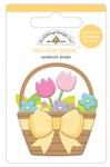 Flower Basket Doodlepops - Doodlebug
