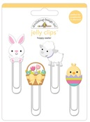 Hoppy Easter Jelly Clips - Doodlebug