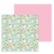 Hoppy Easter Paper - Hoppy Easter - Doodlebug