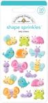 Little Critters Sprinkles - Doodlebug