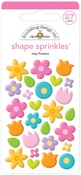 May Flowers Sprinkles - Doodlebug