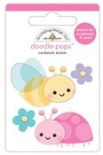 Bloomin' Bugs Doodlepops - Doodlebug