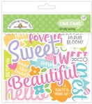 Simply Spring Chit Chat - Doodlebug