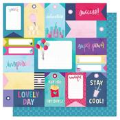 Stay Super Paper - Sparkle City - Shimelle
