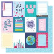 Dream Big Paper - Sparkle City - Shimelle