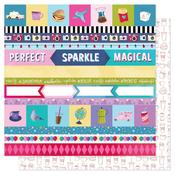 Perfect Day Paper - Sparkle City - Shimelle