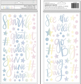 Sparkle City Phrase Thickers - Shimelle