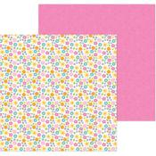 Bright Bunch Paper - Simply Spring - Doodlebug
