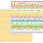 Sweet Sunshine Paper - Simply Spring - Doodlebug