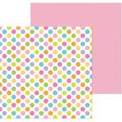 Dot To Dot Paper - Simply Spring - Doodlebug