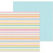 Blue Skies Paper - Simply Spring - Doodlebug