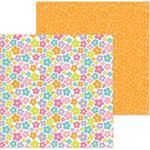Pop Of Posies Paper - Simply Spring - Doodlebug