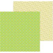 Hoppy Spring Paper - Simply Spring - Doodlebug