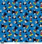 Mickey Blue Paper - Disney Paper - EK Success