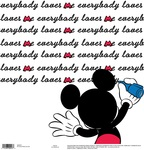 Everybody Loves Me Paper - Disney Paper - EK Success