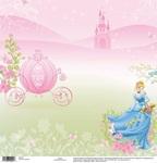 Cinderella Paper - Disney Paper - EK Success