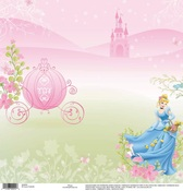 Cinderella Paper - Disney Paper - EK Success
