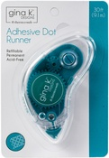 Permanent - Gina K Designs Adhesive Dot Runner 30ft