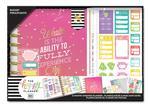Budget Wealth - Happy Planner 12-Month Undated Medium Planner Box Kit