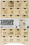 Wood Advent Calendar