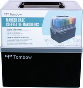 Holds 108 Dual Brush Pens - Tombow Marker Case-Empty