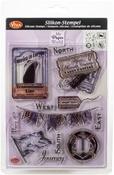 Jorney - Viva Decor Clear Stamp Set 14cmX18cm