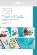 Gina K Designs Masking Magic Sheets