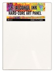 "Tim Holtz Alcohol Ink Hard Core Art Panel 5""X7"" 3/Pkg"