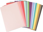 Assorted Colors Surfacez Textured Cardstock Sheets - Sizzix
