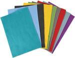 Bold Colors Felt Sheets - Sizzix