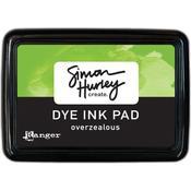 Overzealous Dye Ink Pad - Simon Hurley