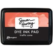 Traffic Cone Dye Ink Pad - Simon Hurley