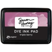 Triple Berry Dye Ink Pad - Simon Hurley