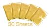 Gold Finch 4 x 6 Foil Sheets - Foil Quill
