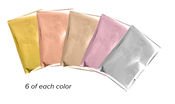 Shining Starling 4 x 6 Foil Sheets - Foil Quill - PRE ORDER