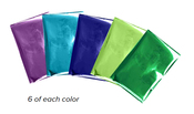 Peacock 4 x 6 Foil Sheets - Foil Quill - PRE ORDER