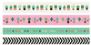 Succulent Washi Tape Set - WeR