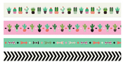 Succulent Washi Tape Set - WeR