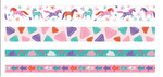 Unicorn Washi Tape Set - WeR