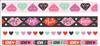 Girly Washi Tape Set - WeR