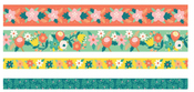 Bright Floral Washi Tape Set - WeR