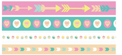 Pastel Washi Tape Set - WeR