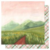 Mountain Path Paper - Saturday Afternoon - OneCanoeTwo - PRE ORDER