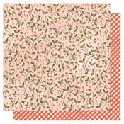Sweet Pea Vine Paper - Saturday Afternoon - OneCanoeTwo - PRE ORDER