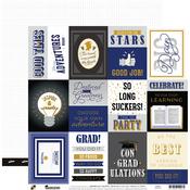 Celebration Paper - Graduation - DCWV